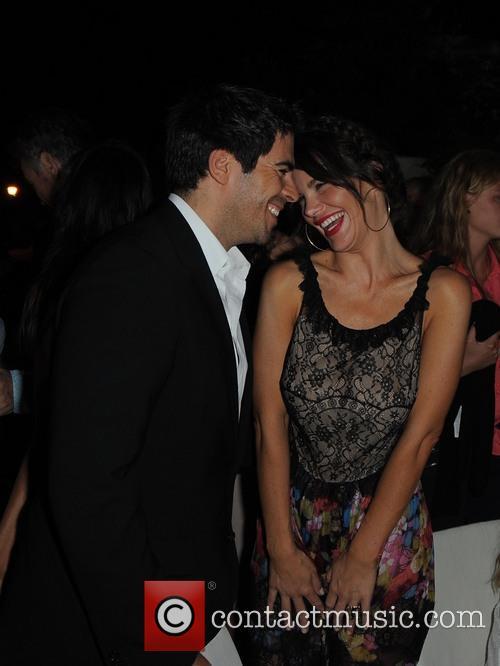 Eli Roth and Lucila Sola 1