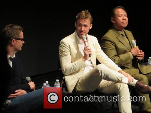 Nicolas Winding Refn, Ryan Gosling and Vithaya Pansringarm
