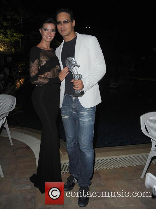 Gabriel Garko and Laura Torrisi
