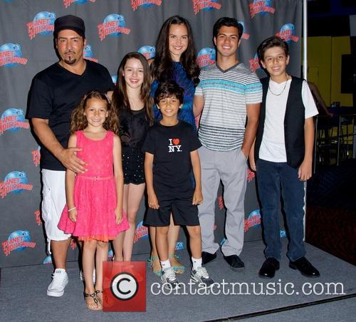 Joey Dedio, Frankie Faison, Fatima Ptacek, Gabriella Fanuele and David Castro 2