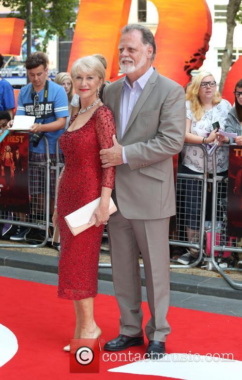 Dame Helen Mirren and Taylor Hackford 7