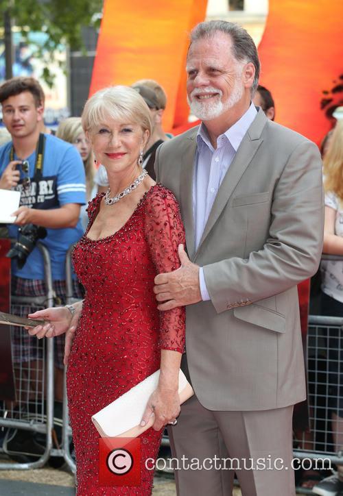 Dame Helen Mirren and Taylor Hackford 3