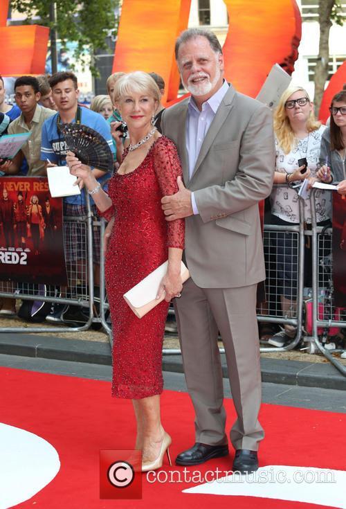 Dame Helen Mirren and Taylor Hackford 4