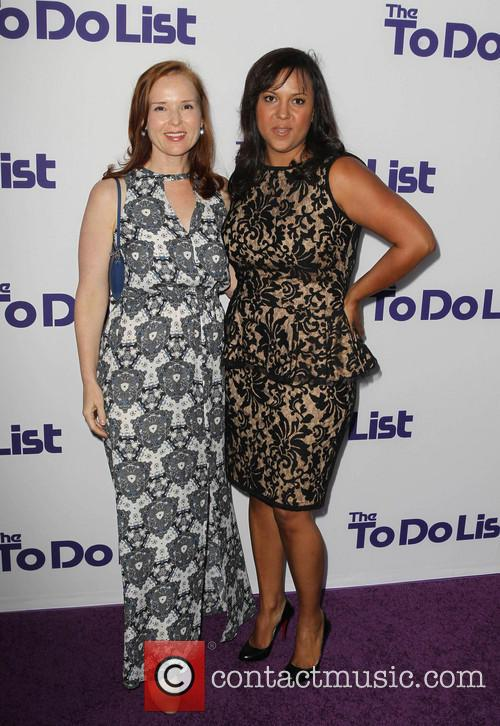 Jennifer Todd and Guest