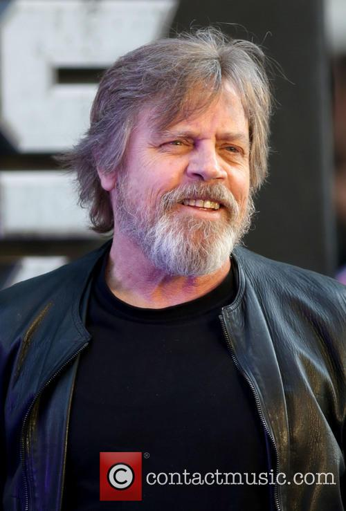 'Star Wars' Actor Mark Hamill Narrowly Escaped Injury During Filming 'The Force Awakens'