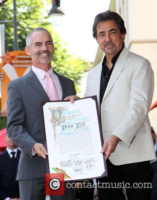 Councilmember Mitch O'farrell and Joe Mantegna 2