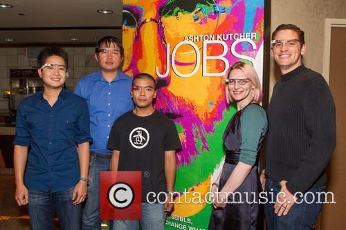 Steve Jobs, Albert Lee, Ivan Yudhi, Shawna Mork and Keith Achorn
