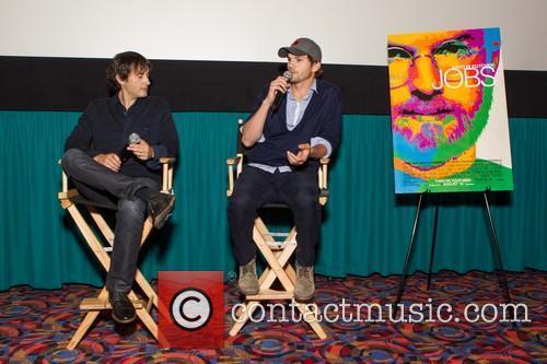 Joshua Michael Stern and Ashton Kutcher 6