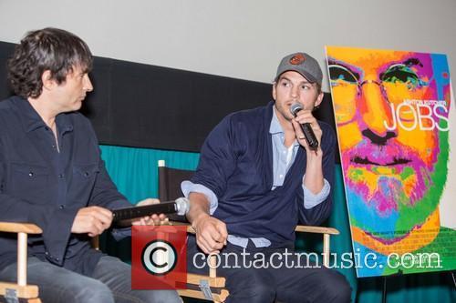 Joshua Michael Stern and Ashton Kutcher 1