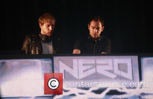 Nero, Daniel Stephens and Joe Ray 7