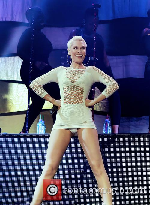 Jessie J and Jessica Ellen Cornish