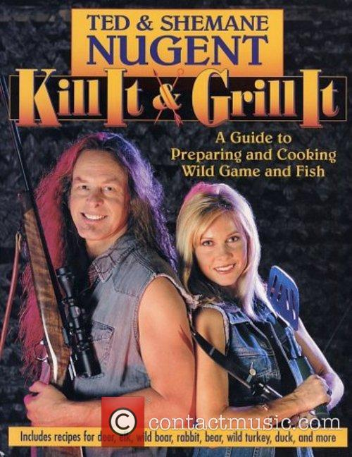 Ted Nugent and Shemane Nugent's Kill It & Grill It Signature Dish:  Squirrel Stew.