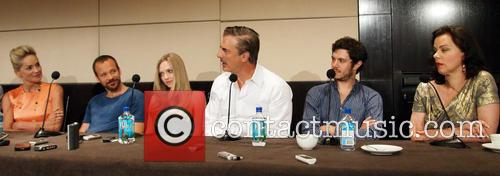 Sharon Stone, Peter Sarsgaard, Amanda Seyfried, Chris Noth, Adam Brody and Debi Mazar