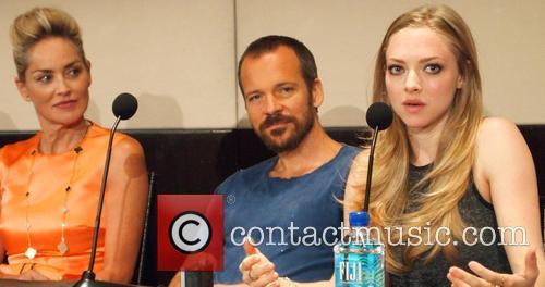 Sharon Stone, Peter Sarsgaard and Amanda Seyfried 2