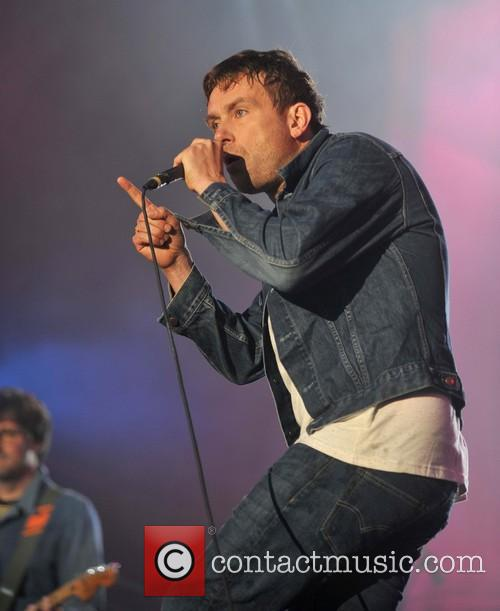 Damon Albarn and Blur 3