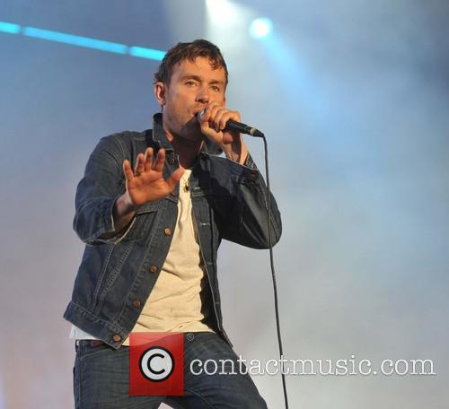 Damon Albarn and Blur 4