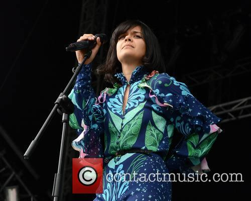 Natasha Khan and Bat For Lashes