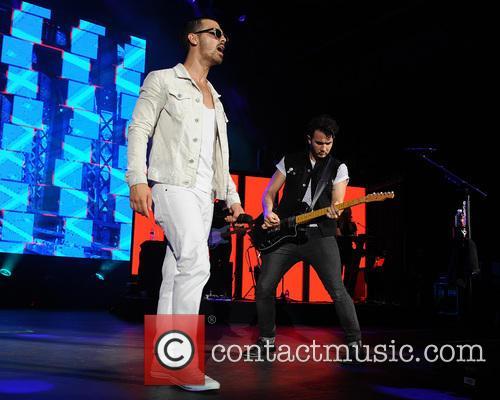 Joe Jonas, Kevin Jonas and Jonas Brothers
