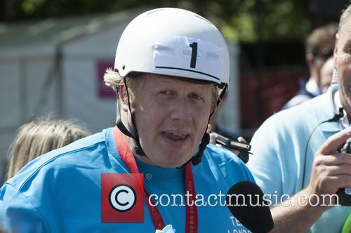 Mayor Of London and Boris Johnson