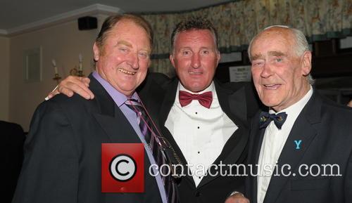 Brian Barnes, Alan Mcinally and Brian Close Cbe 3