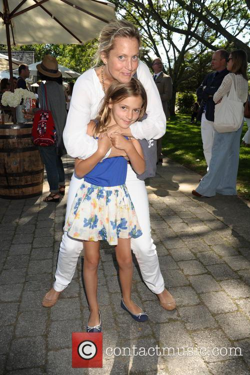 Ali Wentworth and Daugher Harper Stephanopolous