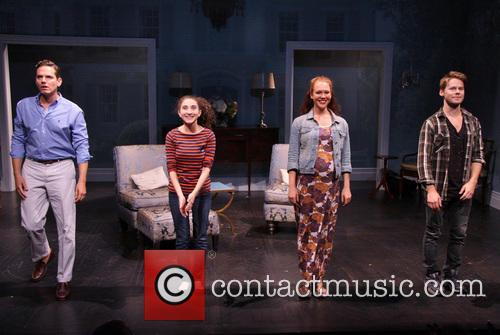Paul Anthony Stewart, Alexis Molnar, Erin Cummings and Randy Harrison