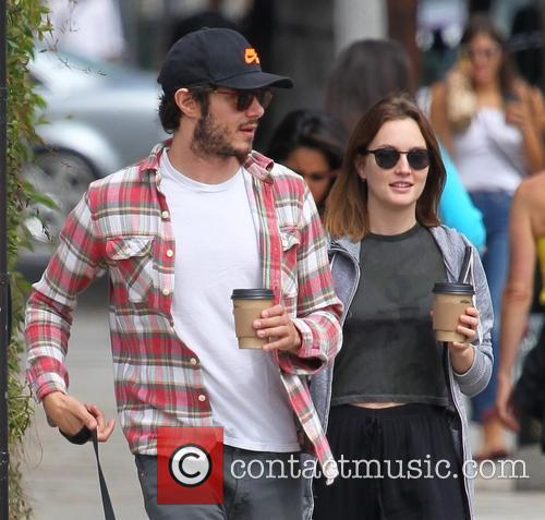 Leighton Meester and Adam Brody 1