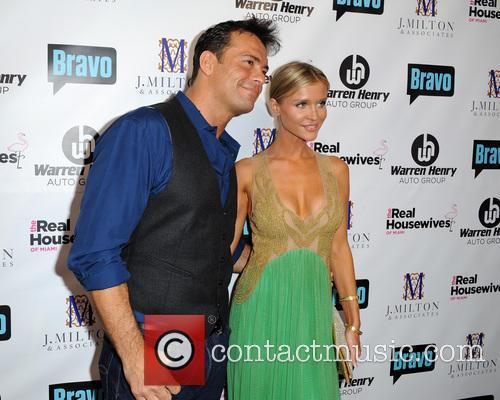Romain Zago and Joanna Krupa