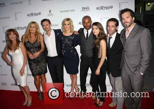 Jane Seymour, Jennifer Coolidge, Jj Feild, Georgia King, Ricky Whittle, Keri Russell, James Callis and Bret Mckenzie