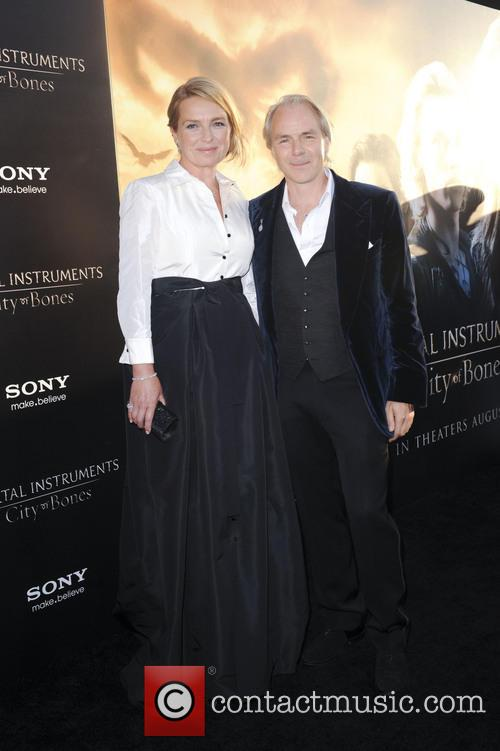 Harald Zwart and Wife