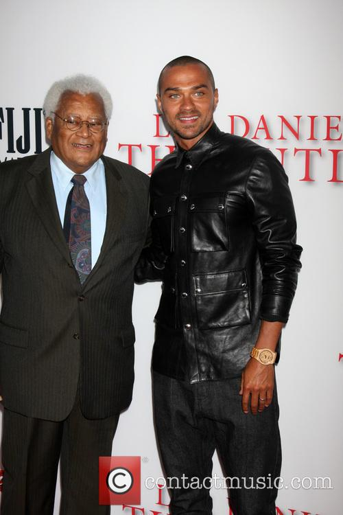 James Lawson and Jesse Williams