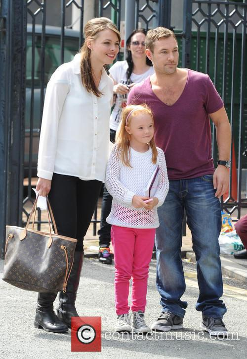 Kate Ford and Marc Baylis 1