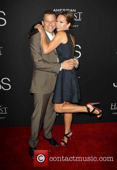 Jon Cryer and Lisa Joyner