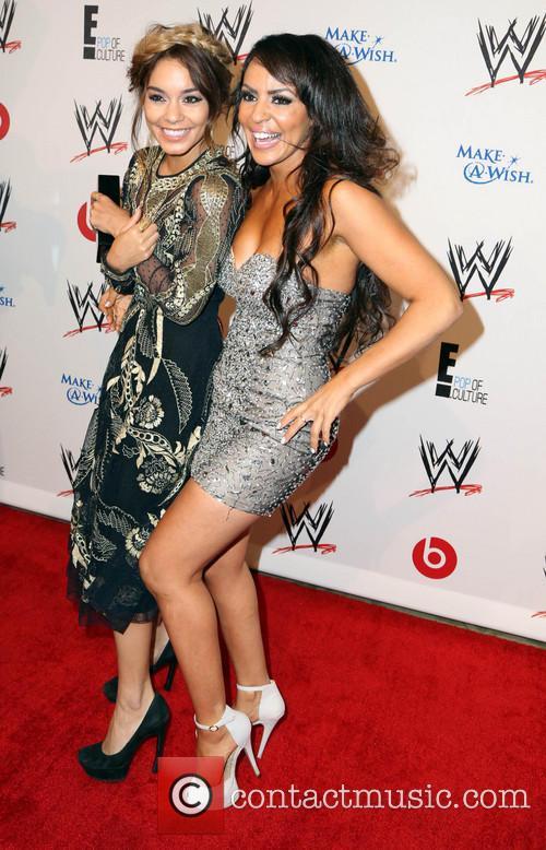 Vanessa Hudgens and Layla El 8