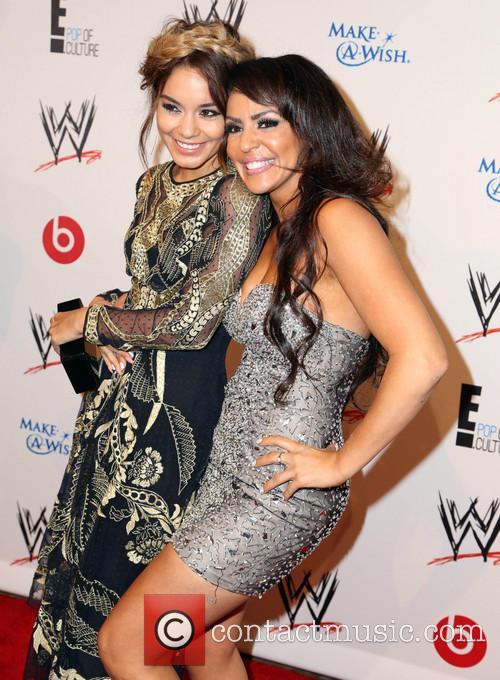Vanessa Hudgens and Layla El 10