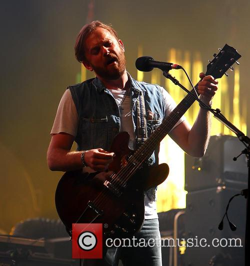 Caleb Followill and Kings Of Leon 7