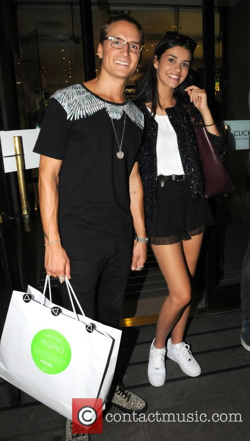 Grace Mcgovern and Oliver Proudlock
