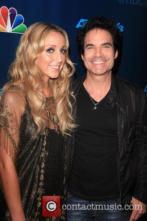 Ashley Monroe and Pat Monahan