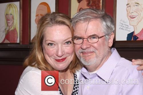 Kristine Nielsen and Christopher Durang