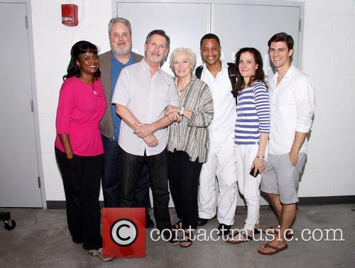Melle Powers, Adam Lefevre, Cotter Smith, Betty Buckley, Cuba Gooding Jr, Hallie Foote and Sean Lyons