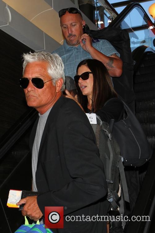 Sandra Bullock and Louis Bullock 11