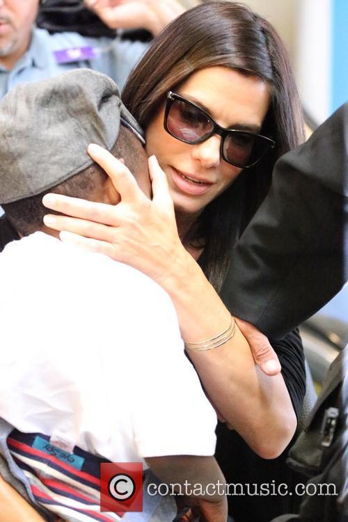 Sandra Bullock and Louis Bullock 3