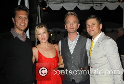 Hayes Macarthur, Ali Larter, Neil Patrick Harris and David Burtka 2