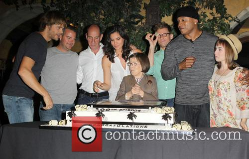 Eric Christian Olsen, Chris O'donnell, Ll Cool J, Miguel Ferrer, Linda Hunt, Barrett Foa, Renée Felice Smith and Daniela Ruah