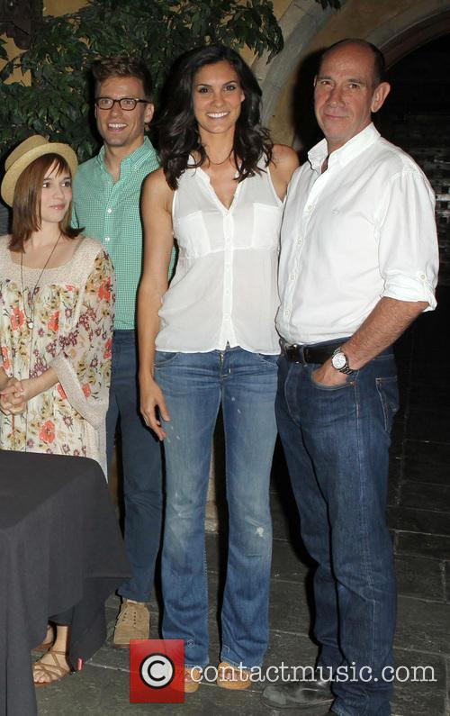 Renée Felice Smith, Barrett Foa, Daniela Ruah and Miguel Ferrer