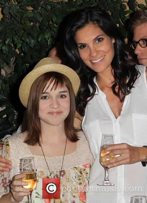 Renée Felice Smith and Daniela Ruah 3