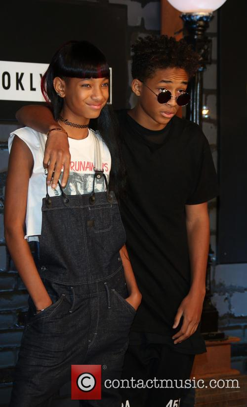 Willow Smith and Jaden 1