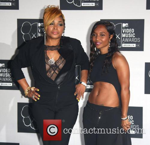 Rozonda Chilli Thomas, Tionne T-boz Watkins and Tlc 2