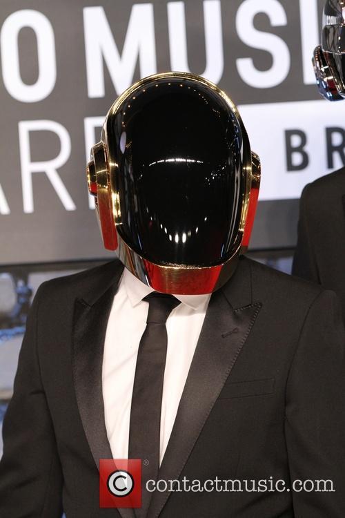 Daft Punk, Guy-manuel De Homem-christo and Thomas Bangalter