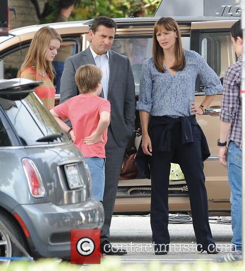 Jennifer Garner and Steve Carell 2